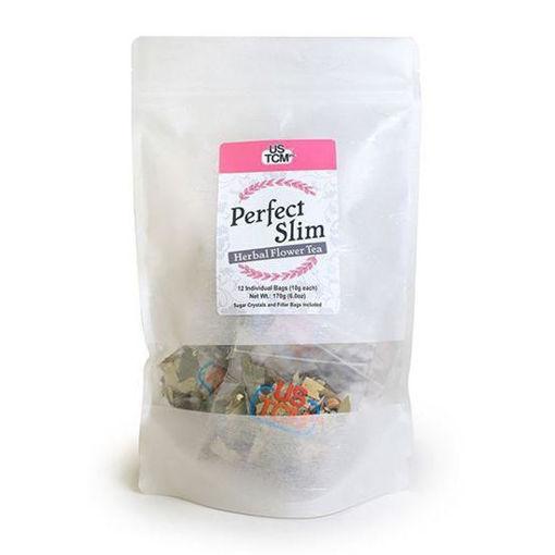 Perfect Slim Herbal Flower Tea 玫瑰荷葉降脂茶