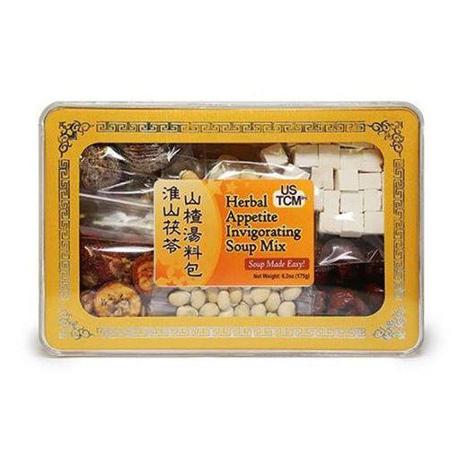 Herbal Appetite Invigorating Soup Mix 淮山茯苓山楂湯料包