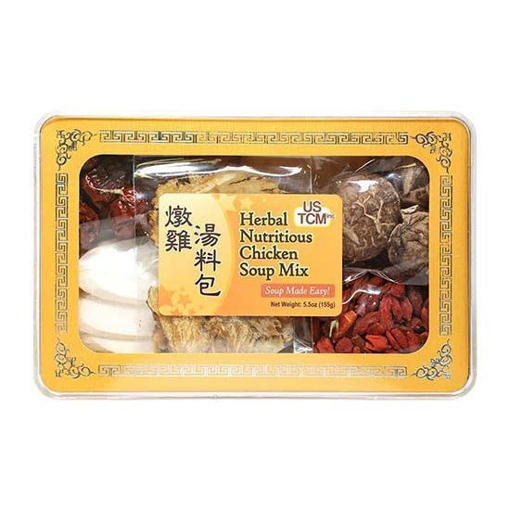 Herbal Nutritious Chicken Soup Mix 燉雞湯料包
