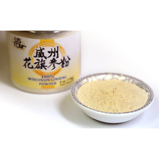 Wisconsin Ginseng Powder 威州花旗参粉